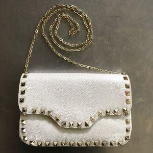 ⭐️Neiman Marcus⭐️Genuine Leather Crossbody Bag